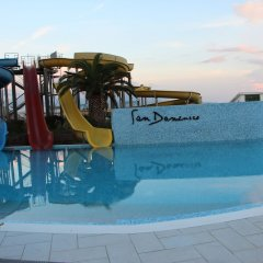 San Domenico Family Hotel Скалея бассейн фото 2
