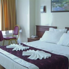 Kafkas Hotel комната для гостей