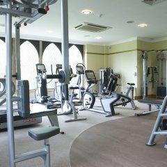 New Hall Hotel & Spa фитнесс-зал