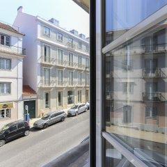 Отель Principe Real Delight by Homing Португалия, Лиссабон - отзывы, цены и фото номеров - забронировать отель Principe Real Delight by Homing онлайн балкон