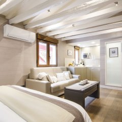 Апартаменты Apartments Dreammadrid City Center Sol комната для гостей фото 5