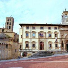 Отель Dimora San Domenico Ареццо вид на фасад фото 2
