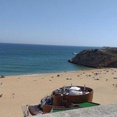 Отель Sol a Sul Apartments Португалия, Албуфейра - отзывы, цены и фото номеров - забронировать отель Sol a Sul Apartments онлайн пляж фото 2