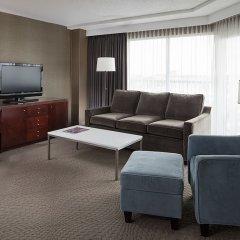 Отель Sheraton Cavalier Calgary Hotel Канада, Калгари - отзывы, цены и фото номеров - забронировать отель Sheraton Cavalier Calgary Hotel онлайн комната для гостей фото 4