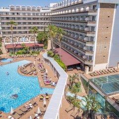Отель Golden Port Salou & Spa бассейн фото 3