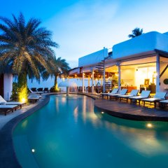Отель Lazy Days Samui Beach Resort бассейн
