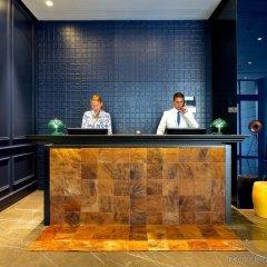 Отель Indigo Tel Aviv - Diamond Exchange Рамат-Ган интерьер отеля
