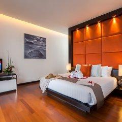 Отель Cape Sienna Gourmet Hotel & Villas Таиланд, Камала Бич - 4 отзыва об отеле, цены и фото номеров - забронировать отель Cape Sienna Gourmet Hotel & Villas онлайн комната для гостей фото 2