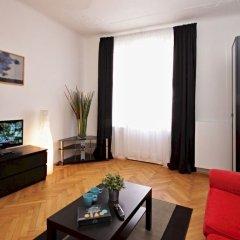 Апартаменты Prague Central Exclusive Apartments Прага комната для гостей фото 3