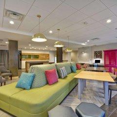 Отель Home2 Suites by Hilton Columbus Airport East Broad США, Колумбус - отзывы, цены и фото номеров - забронировать отель Home2 Suites by Hilton Columbus Airport East Broad онлайн комната для гостей