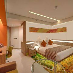 Al Khoory Atrium Hotel комната для гостей
