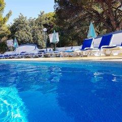 Отель Apartamentos Soldoiro бассейн фото 3