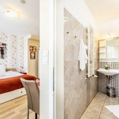 Отель Enjoy Budapest Aparthotel Венгрия, Будапешт - отзывы, цены и фото номеров - забронировать отель Enjoy Budapest Aparthotel онлайн ванная фото 2