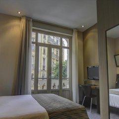 Отель Petit Palace Ruzafa Валенсия сейф в номере
