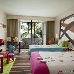Отель Swissotel Merchant Court Singapore детские мероприятия фото 2