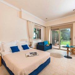 Отель Bello Blu Luxury Villa Родос комната для гостей фото 4