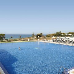 Отель Hipotels Gran Conil & Spa Испания, Кониль-де-ла-Фронтера - отзывы, цены и фото номеров - забронировать отель Hipotels Gran Conil & Spa онлайн бассейн фото 2
