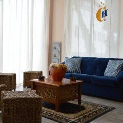 Отель Carolin Италия, Римини - 1 отзыв об отеле, цены и фото номеров - забронировать отель Carolin онлайн интерьер отеля