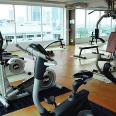Отель Sathorn Grace Serviced Residence Таиланд, Бангкок - отзывы, цены и фото номеров - забронировать отель Sathorn Grace Serviced Residence онлайн фитнесс-зал
