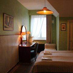 Отель Kongressikoti Hotel Финляндия, Хельсинки - 2 отзыва об отеле, цены и фото номеров - забронировать отель Kongressikoti Hotel онлайн комната для гостей фото 5