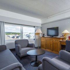 Radisson Blu Caledonien Hotel, Kristiansand комната для гостей