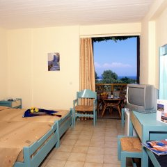 Отель Kalithea Sun & Sky Греция, Родос - отзывы, цены и фото номеров - забронировать отель Kalithea Sun & Sky онлайн комната для гостей фото 3