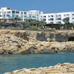 Отель T.S.Resort Кипр, Протарас - отзывы, цены и фото номеров - забронировать отель T.S.Resort онлайн пляж