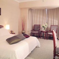 Rosedale Hotel and Suites Guangzhou комната для гостей