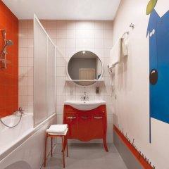 Отель Привет, я дома! Нижний Новгород ванная