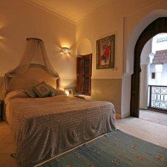 Отель Riad Mellouki Марокко, Марракеш - отзывы, цены и фото номеров - забронировать отель Riad Mellouki онлайн комната для гостей фото 4