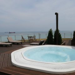 Albizia Beach Hotel бассейн фото 3