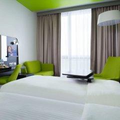 Отель Парк Инн от Рэдиссон Аэропорт Пулково Санкт-Петербург удобства в номере фото 2