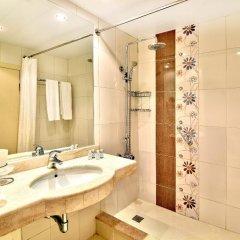 Отель Сенди Бийч Болгария, Албена - отзывы, цены и фото номеров - забронировать отель Сенди Бийч онлайн ванная
