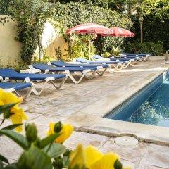 Отель Hostal Valencia бассейн фото 3