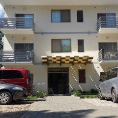Отель Aparthotel Vila Tufi Албания, Шенджин - отзывы, цены и фото номеров - забронировать отель Aparthotel Vila Tufi онлайн парковка