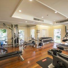 Отель Wora Bura Hua Hin Resort and Spa фитнесс-зал фото 3