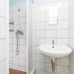 Hostel Kolbenka Прага ванная