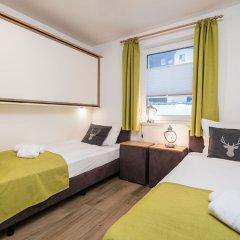 Апартаменты Luxurious Apartment in Piesendorf Near Ski Area Зальцбург комната для гостей