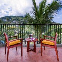 Отель Novotel Phuket Surin Beach Resort 4* Люкс с различными типами кроватей фото 8
