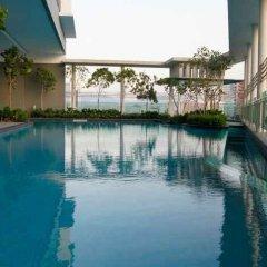 Отель Casa Residency Condomonium Малайзия, Куала-Лумпур - отзывы, цены и фото номеров - забронировать отель Casa Residency Condomonium онлайн бассейн фото 3