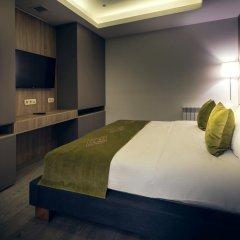 Гостиница Wyndham Garden Astana Казахстан, Нур-Султан - 1 отзыв об отеле, цены и фото номеров - забронировать гостиницу Wyndham Garden Astana онлайн комната для гостей фото 2