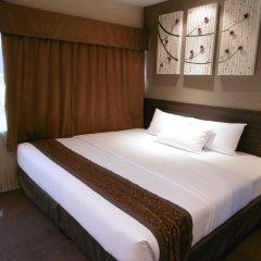 Отель Green Bells Residence New Petchburi Бангкок комната для гостей фото 2