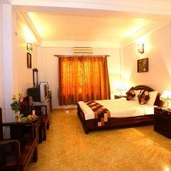 Hanoi Lucky I Hotel комната для гостей