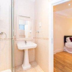 Отель PML Apartments Elvaston Mews Великобритания, Лондон - отзывы, цены и фото номеров - забронировать отель PML Apartments Elvaston Mews онлайн ванная фото 2