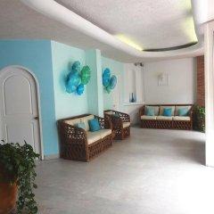 Emperador Hotel & Suites Пуэрто-Вальярта интерьер отеля