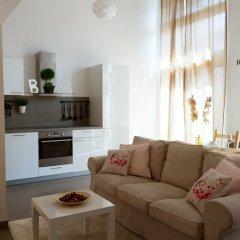 Отель Ricci Apartments Чехия, Прага - отзывы, цены и фото номеров - забронировать отель Ricci Apartments онлайн комната для гостей