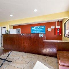 Отель Rodeway Inn Kingsville Кингсвилль интерьер отеля