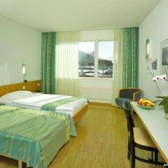 Отель Grauholz Швейцария, Берн - отзывы, цены и фото номеров - забронировать отель Grauholz онлайн комната для гостей фото 5