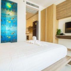 Отель Riviera Wongamat Condo By Favstay Паттайя комната для гостей фото 3