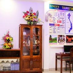 Отель Unity Villa Hoi An Хойан интерьер отеля фото 3